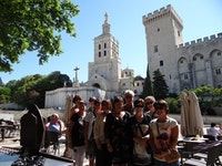 2016 Provence Experience Tour 28th May to 12th June