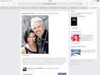Tina Cross & Rikki Morris Concert Countdown